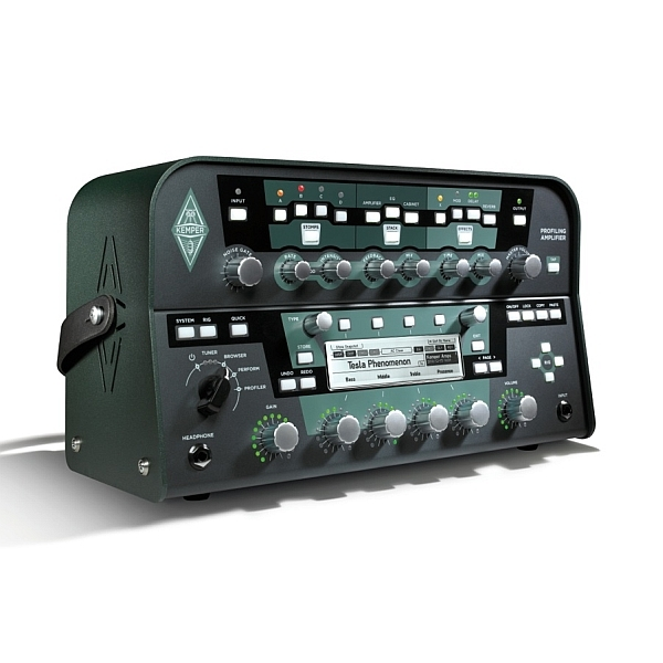 Kemper - Amplificatore Profiler Head Black