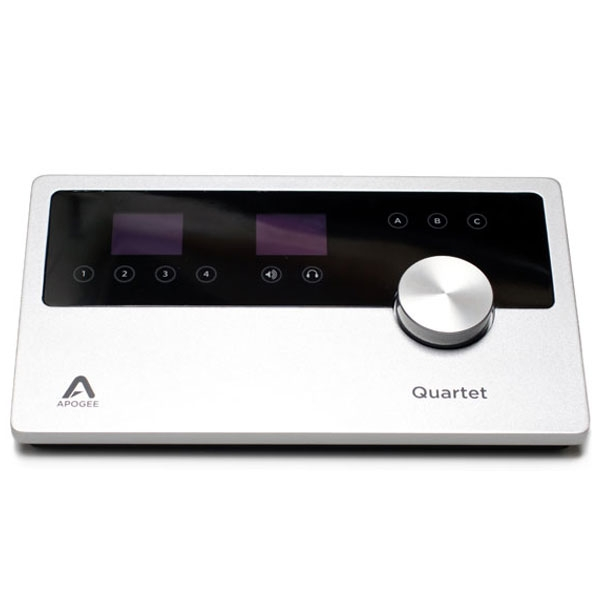 Apogee - [Quartet] 4 IN x 8 OUT audio interface
