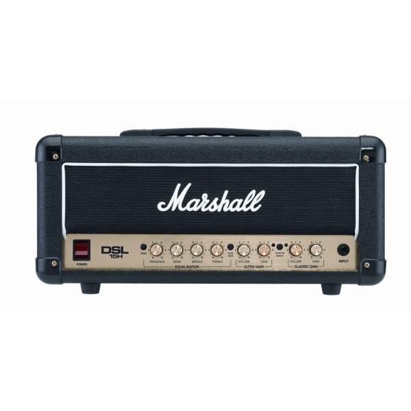 Marshall - DSL15H Testata Valvolare 15 Watt