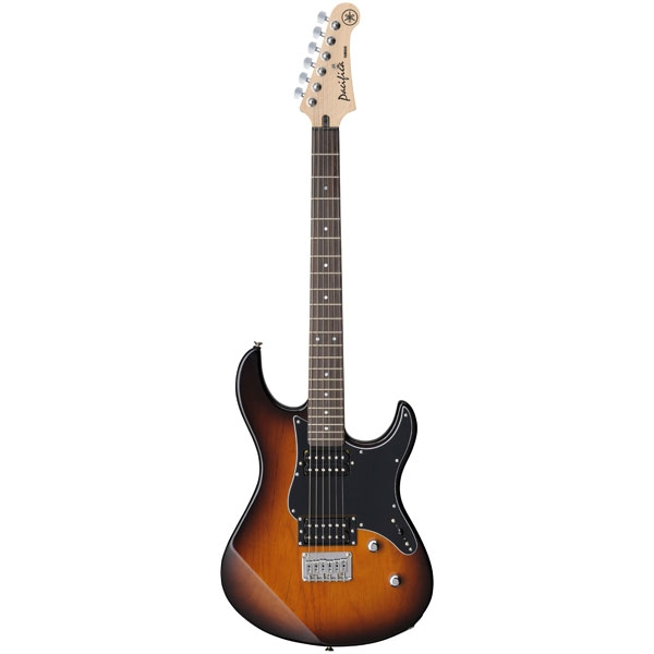 Yamaha - Pacifica - [PAC120H TBS] Chitarra elettrica Pacifica Tobacco Brown Sunburst Rosewood