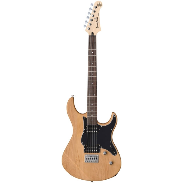 Yamaha - Pacifica - [PAC120H YNS] Chitarra elettrica Pacifica Yellow Natural Satin Rosewood