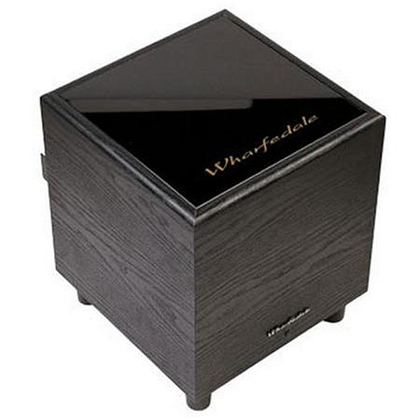Wharfedale - [POWER CUBE 8+ BLACK] Subwoofer attivo