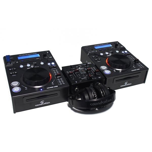 Soundsation - [BOX2MIX] Postazione completa x Dj