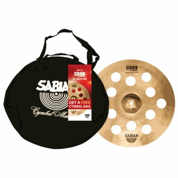 Sabian - B8 Pro - [31600B] O-ZONE 16 + Custodia