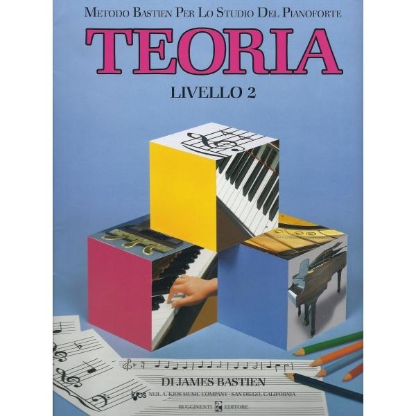 Rugginenti Editore - James Bastien - Teoria Livello 2 (9788876655135)