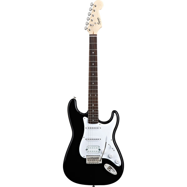 Fender - Squier Bullet - [0310005506] Stratocaster HSS Tremolo Black Rosewood