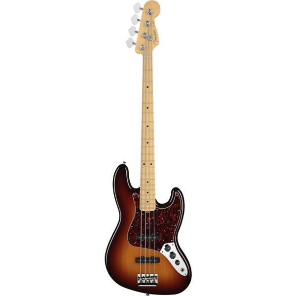 Fender - American Standard - [0193702700] American Standard Jazz Bass Maple 3-Color Sunburst