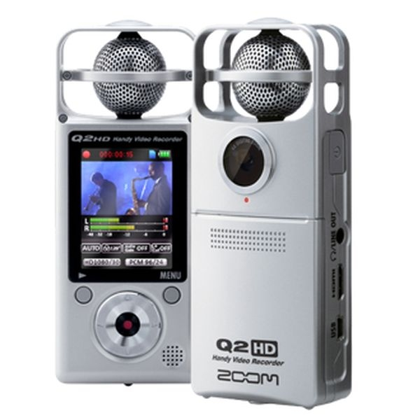 Zoom - [Q2HD] Registratore audio/video digitale