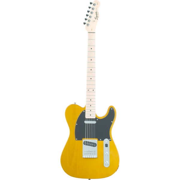 Fender - Squier Affinity - [0310203550] Telecaster Butterscotch Blonde Maple