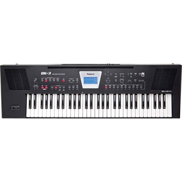 Roland - [BK3BK] Tastiera per intrattenimento Nero