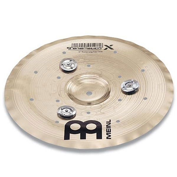 "Meinl - Generation X - [GX-12FCH-J] 12"" Thomas Lang Filter China"