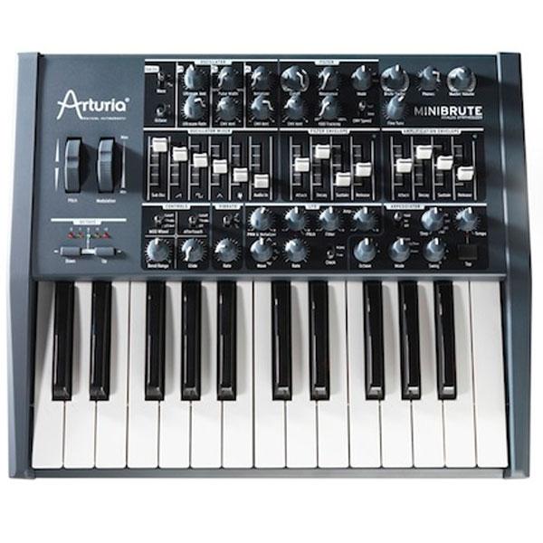 Arturia - MiniBrute sintetizzatore analogico