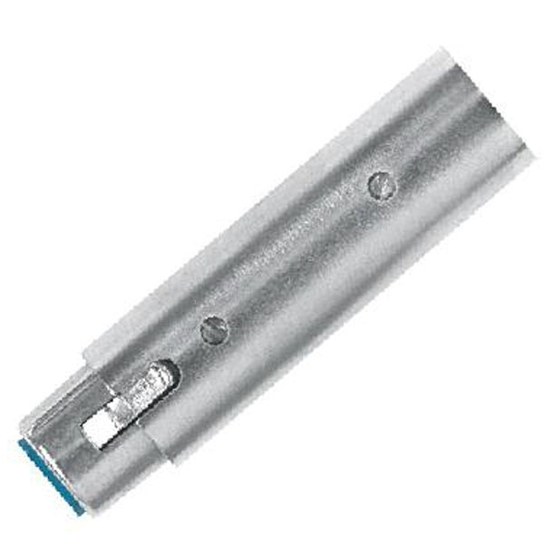 Proel - [AT350DMX] Adattatore Presa XLR 3 Poli Spina XLR 5 Poli