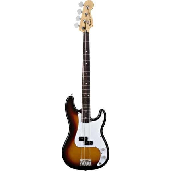 Fender - [0146100532] Standard Precision Basso Colore Brown Sunburst