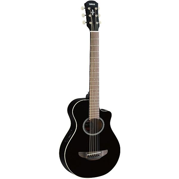 Yamaha - APX - T2 Travel Guitar Black