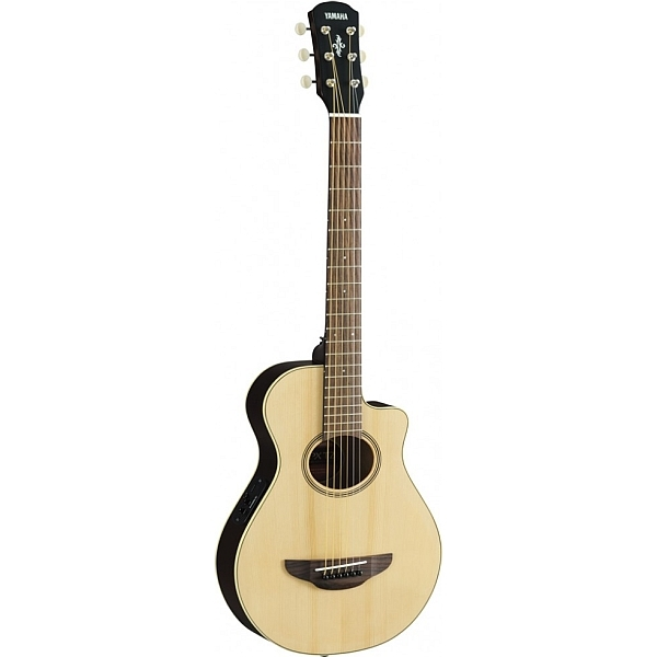 Yamaha - APX - T2 Travel Guitar Natural