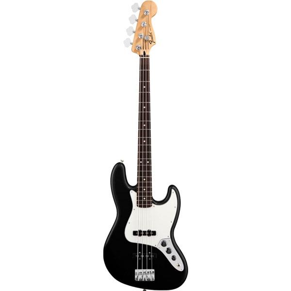 Fender - Mexican Standard - [0146200506] Jazz Bass Black Rosewood
