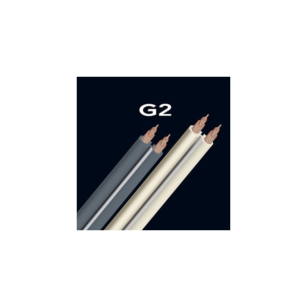 Audioquest - [G2 WHITE] Cavo audio a metraggio, Bianco