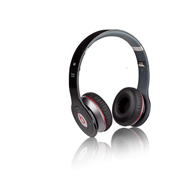 Beats - Beats by Dr. Dre Wireless - Cuffia dinamica V2 BLACK