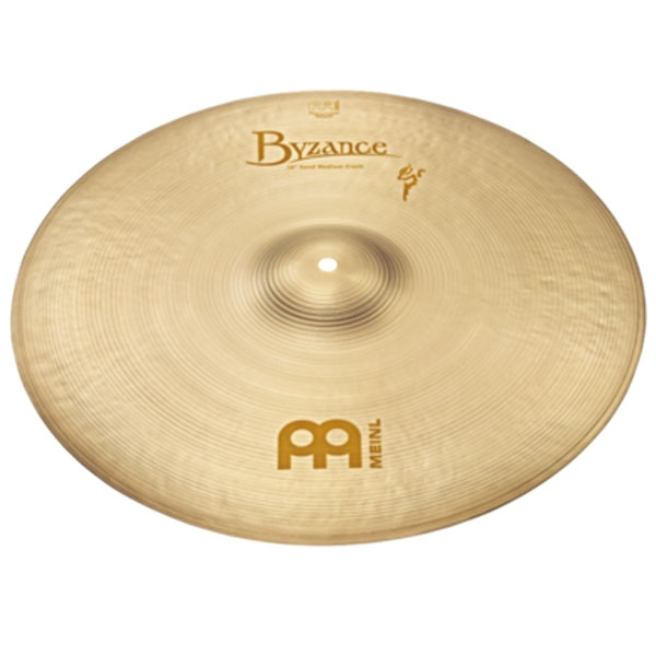 "Meinl - Byzance PIatto 18"" Sand Crash Medium Crash"