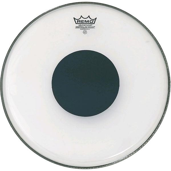 "Remo - Controlled Sound - [CS 0308-10] Pelle trasparente x Tom ""8"""