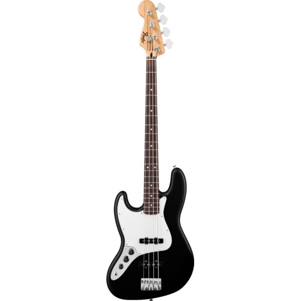 Fender - Mexican Standard - [0146220506] Jazz Bass Mancino Black Rosewood