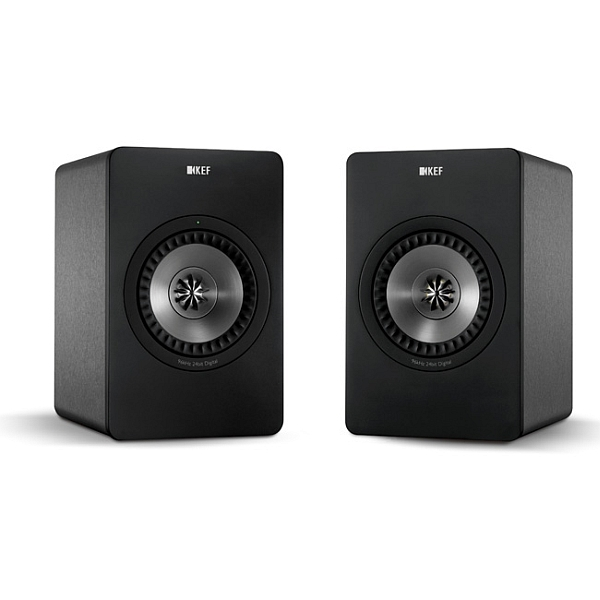 KEF - [X300A] ACTIVE SPEAKER GREY (COPPIA)