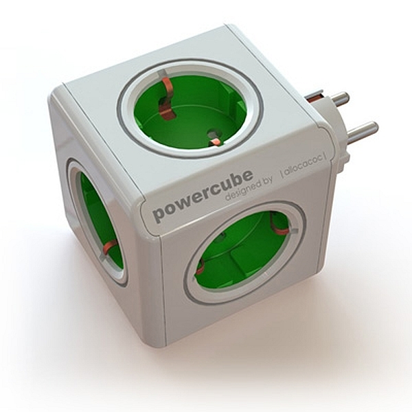 Allocacoc - Presa  Multipla Power Cube Original
