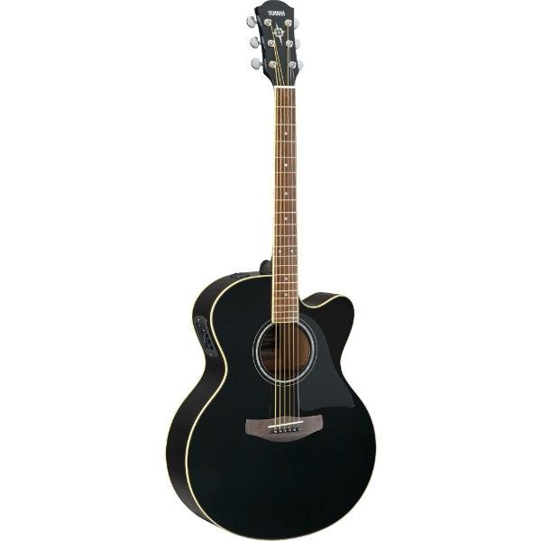 Yamaha - CPX - [CPX500II BL] Chitarra elettroacustica Black