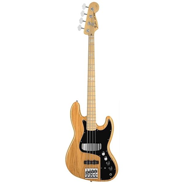 Fender - Artist - [0147802321] Marcus Miller Jazz Bass Natural Maple