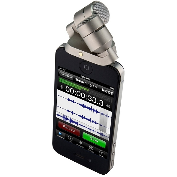 Rode - IXY Microfono per IPhone