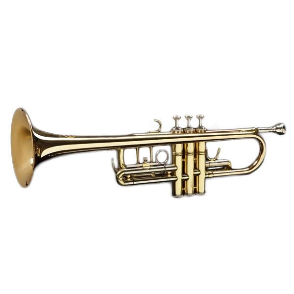 Grassi - [TR410] Tromba Sib-Do Laccata