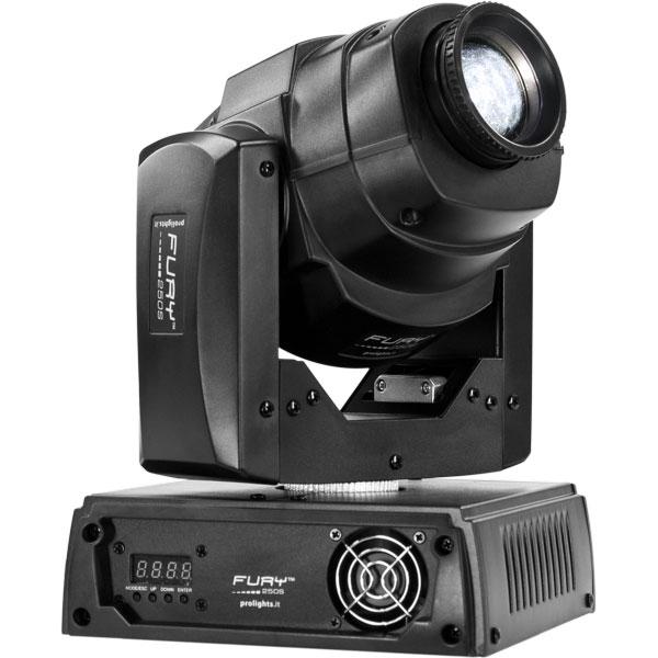 Prolights - [FY250S] Testa mobile spot 1X50W