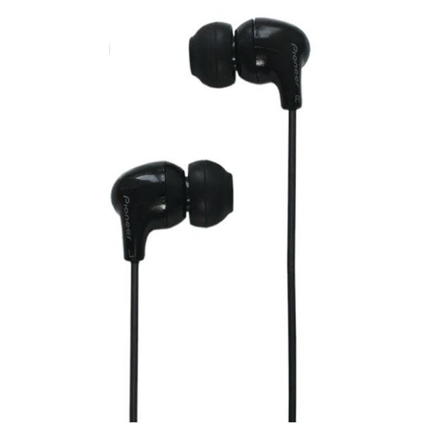 Pioneer - [SE-CL501T-K] Cuffia auricolare dinamica con microfono Nera