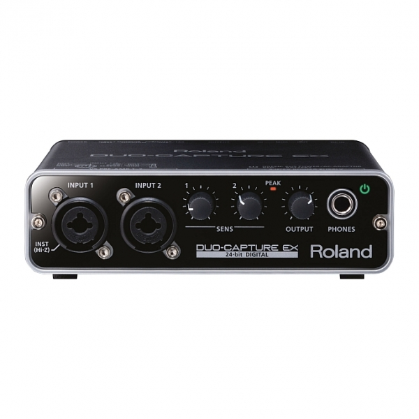 Roland - [UA22] Duo Capture Ex - Interfaccia Usb Audio