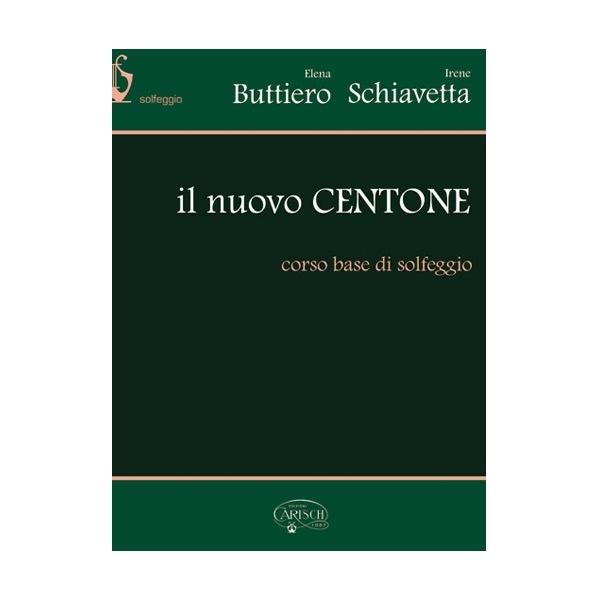 Carish - [MK18410] Buttiero, Schiavetta - Il Nuovo Centone (9788850718726)