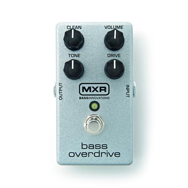 Dunlop - Mxr - M-89 Bass Overdrive