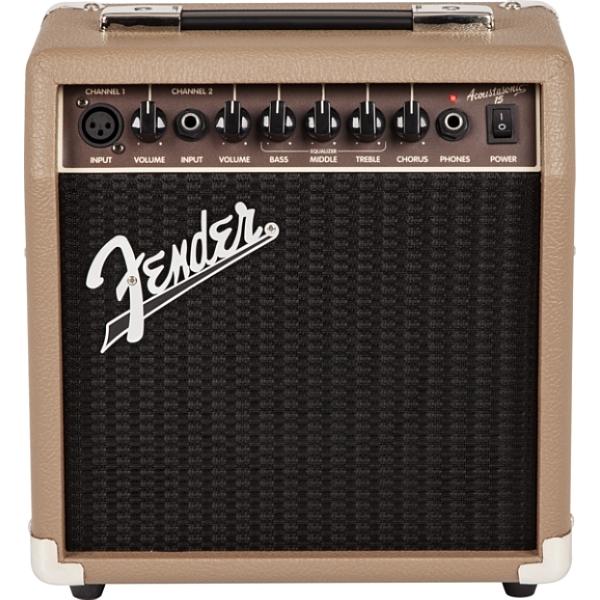 Fender - [2313706900]  Acoustasonic 15 Combo
