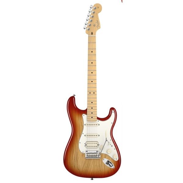 Fender - [0113102747] American Standard Stratocaster HSS- Mn - Sienna Sunburst