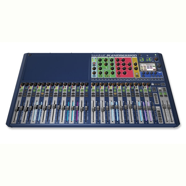 Soundcraft - [SI EXPRESSION 3] Mixer digitale 32 canali