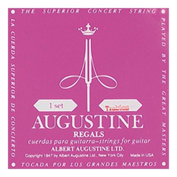 Albert Augustine - [BLU REGALS] Muta corde, 3 Cantini