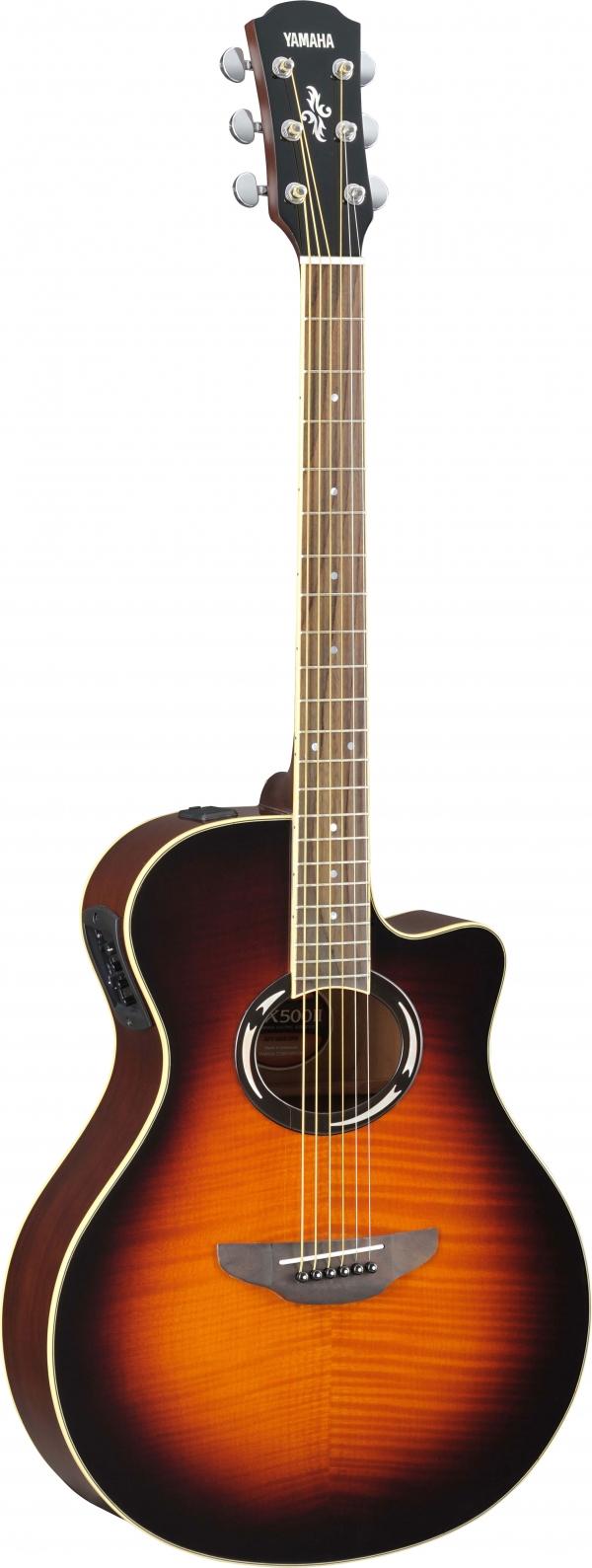 Yamaha - [APX500IIFM OVS] Chitarra Acustica Elettficata Old Violin Sunburst