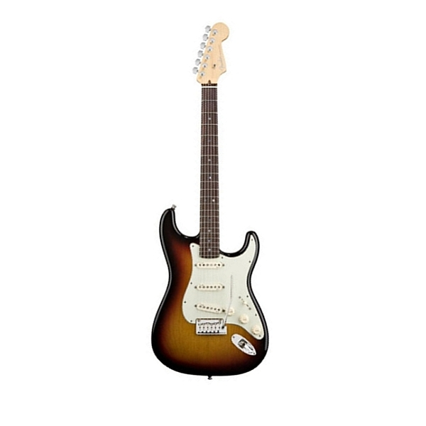 Fender - Vintage Hot Rod - [0100140800] 62 Strat 3C Sunburst Maple