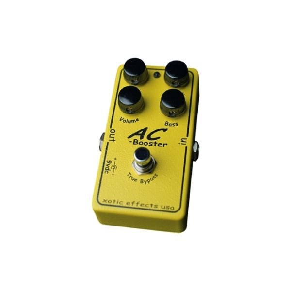 Xotic Effects - XOTIC AC BOOSTER