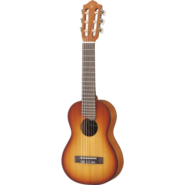 Yamaha - Mini Guitars - [GL1 TBS] Guitalele Tobacco Brown Sunburst