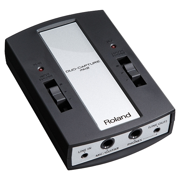 Roland - [UA11MK2]  Interfaccia Usb audio - Duo Capture