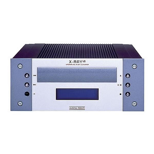Musical Fidelity - Sistema integrato Serie X