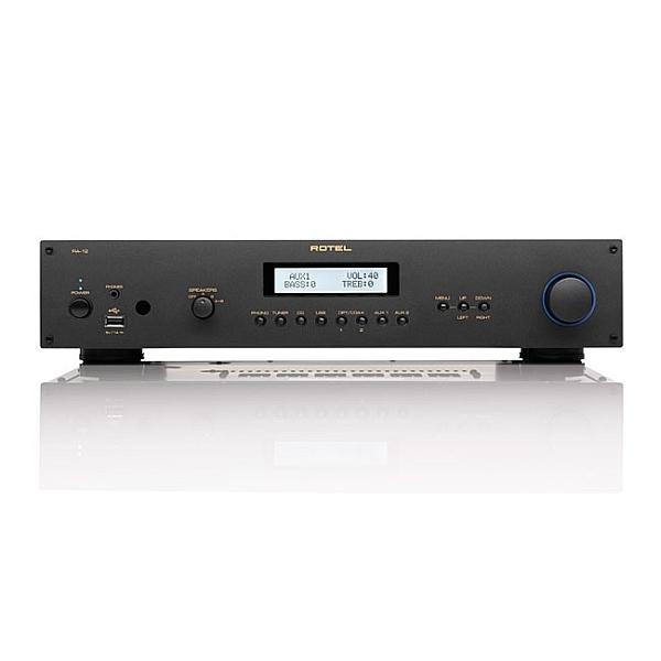 Rotel - Serie RA - [RA12] Amplificatore integrato black