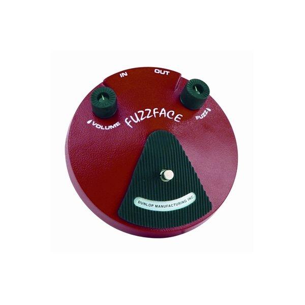 Dunlop - [FFM1] Silicon Fuzz Face Mini Red
