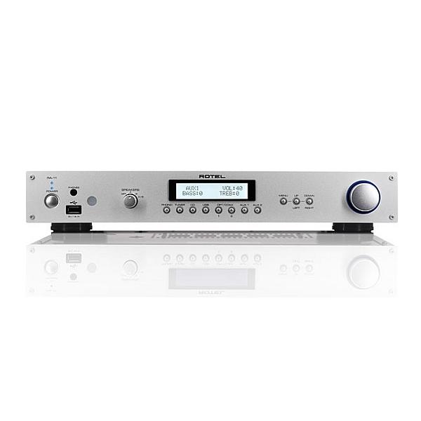 Rotel - Serie RA - [RA11] Amplificatore Integrato Stereo Silver